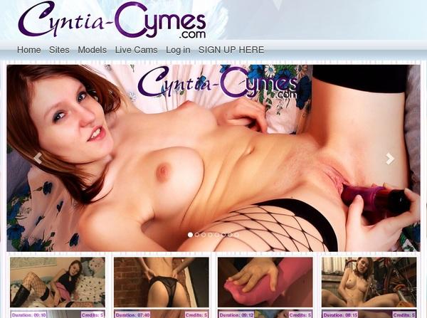 Cymes Cyntia Trial