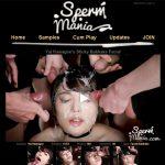 Get Discount Sperm Mania