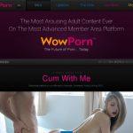 Wowporn.com Trial Memberships