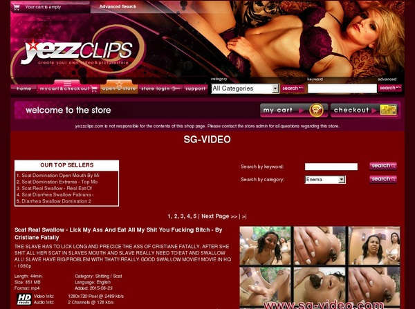 Yezzclips.com With IDeal