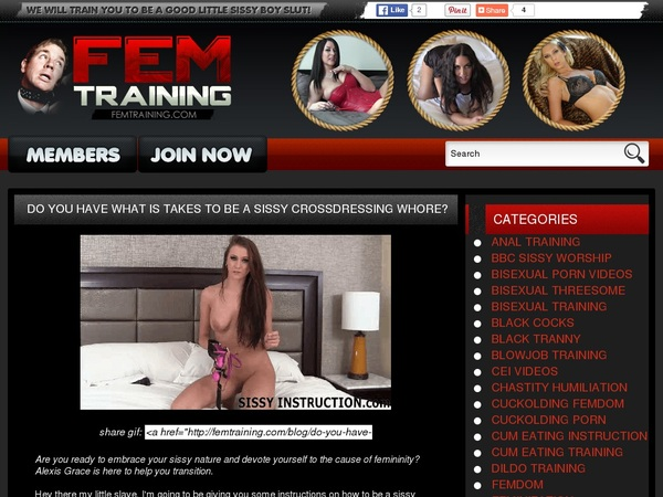 Fem Training Access