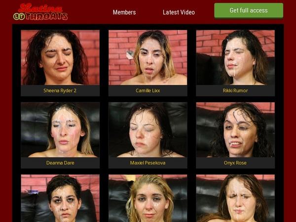 Latinathroats.com Full