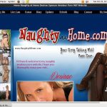Naughty At Home Discount Monthly