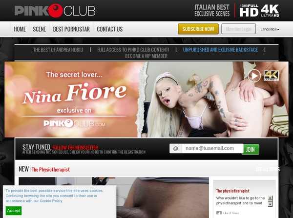 Free Video Pinkoclub