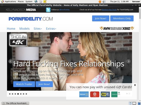 Porn Fidelity With Free Trial