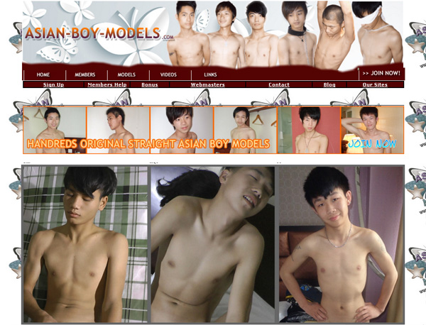 Asian-boy-models.com Free Members