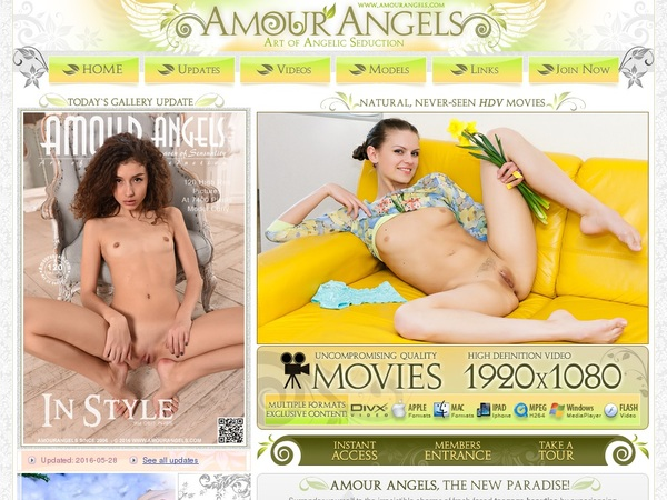 Amour Angels Verotel Discount