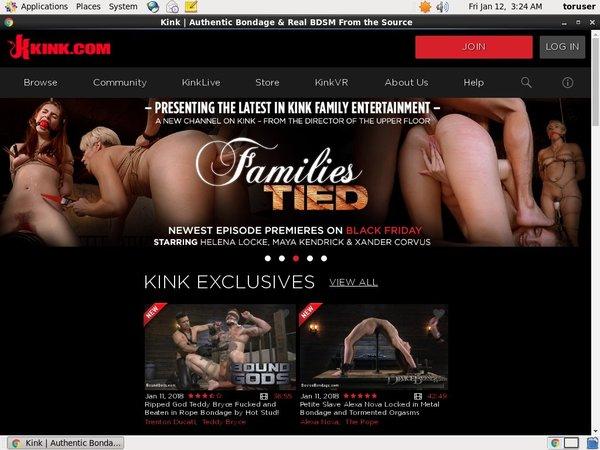 Get Kink.com Promo Code