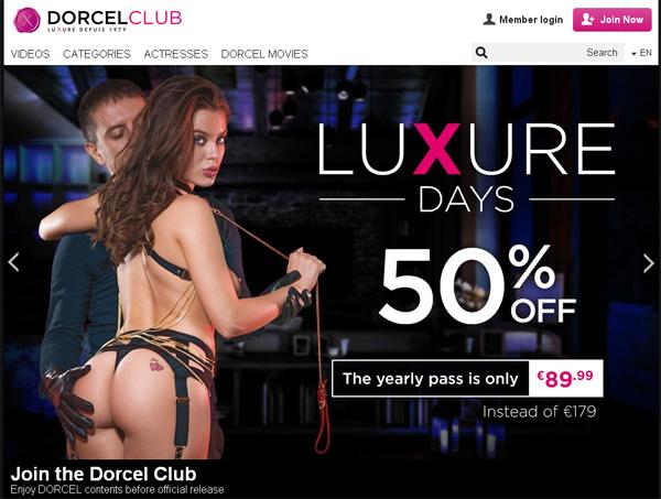 Dorcelclub Mit Sofort