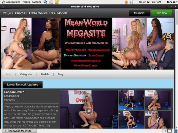 Meanworld.com 安売り